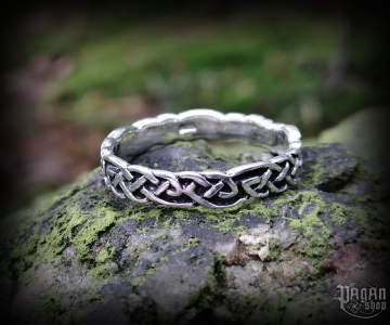 Ring Celtic Colin - 925 sterling silver