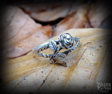 Ring Rose Iona - 925 sterling silver