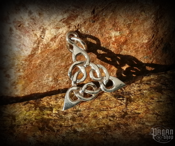 Pendant Celtic Isea - 925 sterling silver