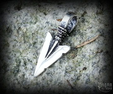 Pendant Arrow Sognir - 925 sterling silver