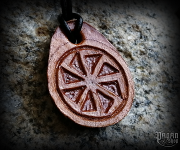Pendant Kolovrat Vatroslav - leather