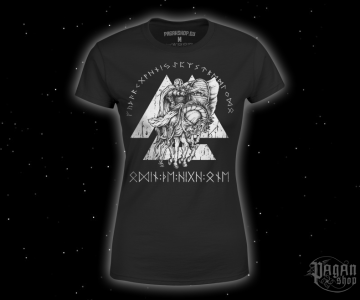 Women's T-shirt Odin the High One