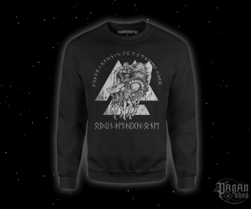 Sweatshirt Odin the High One