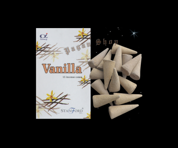 Incense cones Vanilla