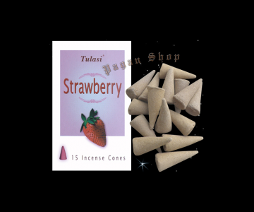 Incense cones Strawberry