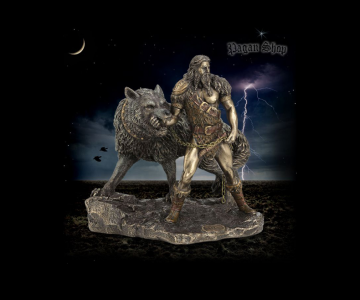 Statue Tyr