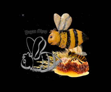 Baking form Bee