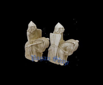 Bookends Vikings - 2 pcs