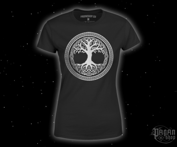 Women's T-shirt Tree of life