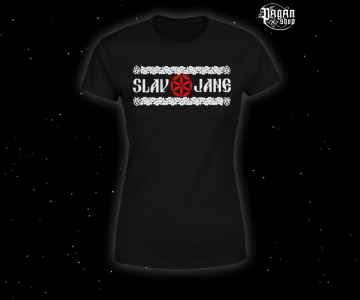 Women's T-shirt Slavjane